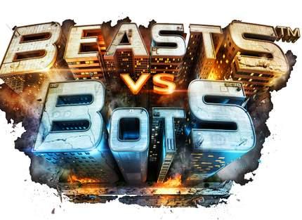Beasts vs Bots: Roboty kontra potwory w mobilnej strategii