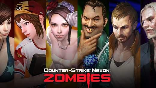 """""""W ciemność"""" – aktualizacja do gry Counter-Strike Nexon: Zombies"""
