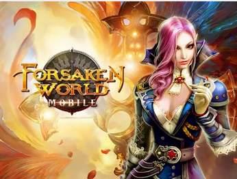 Forsaken World Mobile otwiera wcześniej bramy dla wybranych