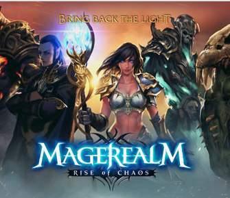 Magerealm: Rise of Chaos, czyli kolejny gniot od GTArcade