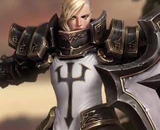 Johanna, kobieta Krzyżowiec wkroczyła do Heroes of the Storm