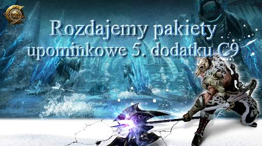 Kody bonusowe do C9 Online z okazji piątego rozszerzenia Lord of Baltic