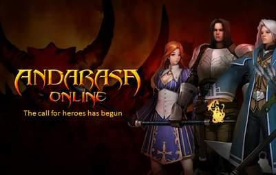 Andarasa Online: Nowy MMORPG, którego dobrze znamy