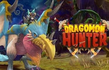 Dragomon Hunter: Nowa gra anime MMORPG od Aeria Games