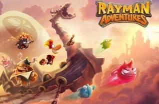 Rayman Adventures pojawi się na smartfonach i tabletach