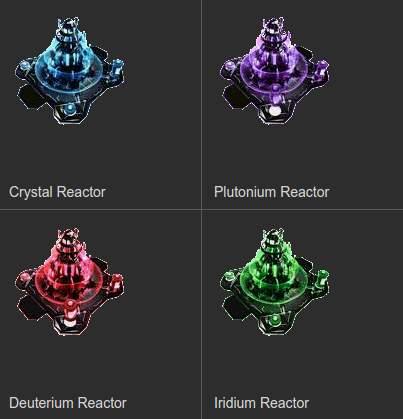 W reaktorach przetwarzamy surowce na uran