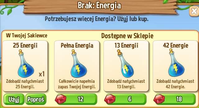 Jak zdobywać za darmo energię w Royal Story?