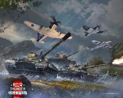 War Thunder: Niech ochłodzi Was Zimna Stal