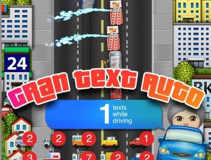 Gran Text Auto, czyli szalona jazda bez trzymanki