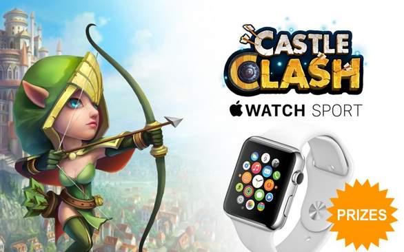 Castle Clash: Kod bonusowy na specjalnego bohatera