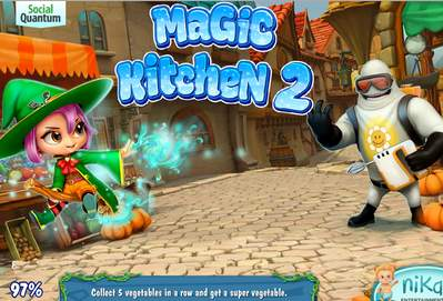 Magic Kitchen 2