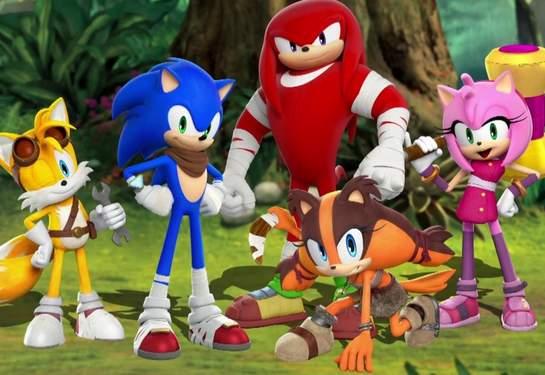 Nadchodzi Sonic Dash 2: Sonic Boom na Androida