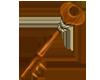 Drewniany Klucz