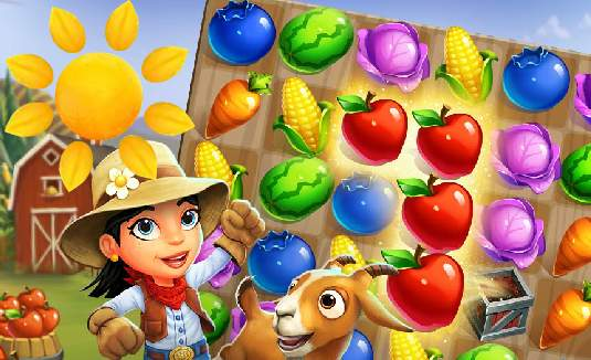 Poradnik do FarmVille: Harvest Swap