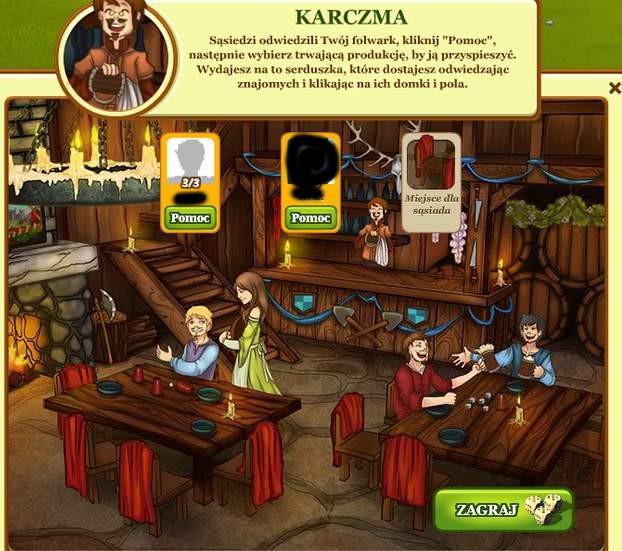 Ale Folwark (Let's Farm): Karczma i gra w kości
