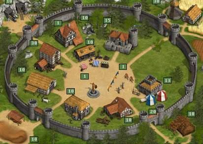 Wydarzenie: Oblężenie zamku w Plemionach