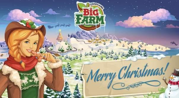 Kalendarz adwentowy Big Farm i inne atrakcje