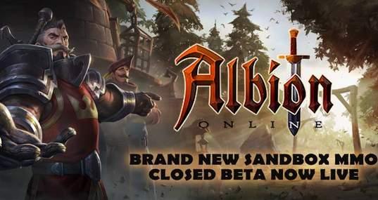 Albion Online rusza z zamkniętymi testami beta