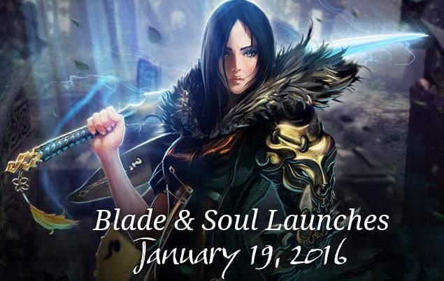 Blade & Soul ruszy dopiero w styczniu 2016