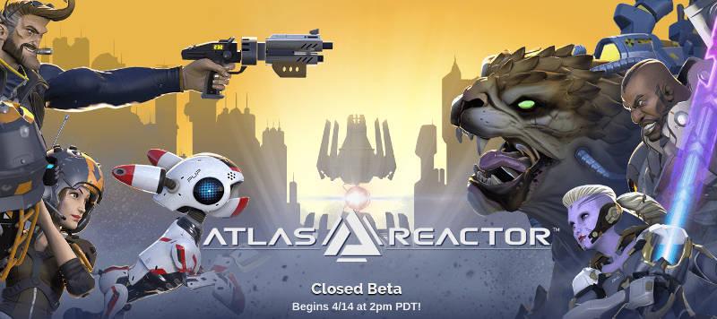 Ruszyły zamknięte testy beta gry Atlast Reactor