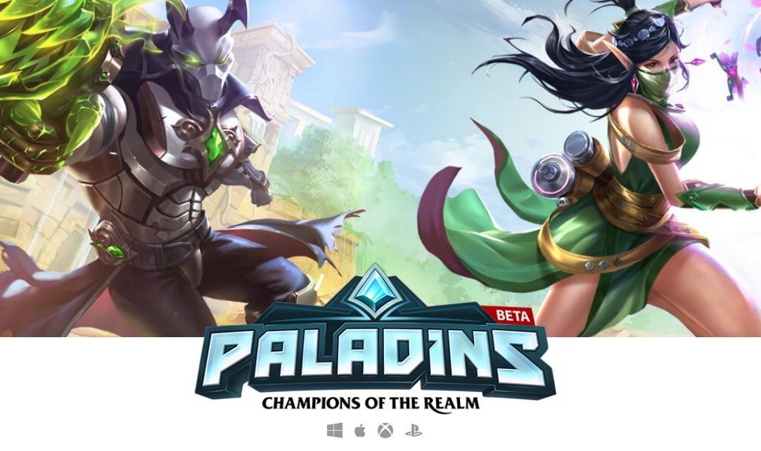 Nie dawali jej szans, ale gra Paladins notuje wzrosty w OBT