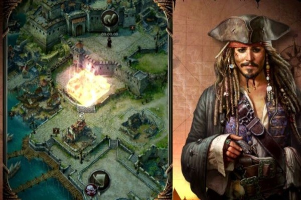 Pirates of the Caribbean: Tides of War – marcowa aktualizacja