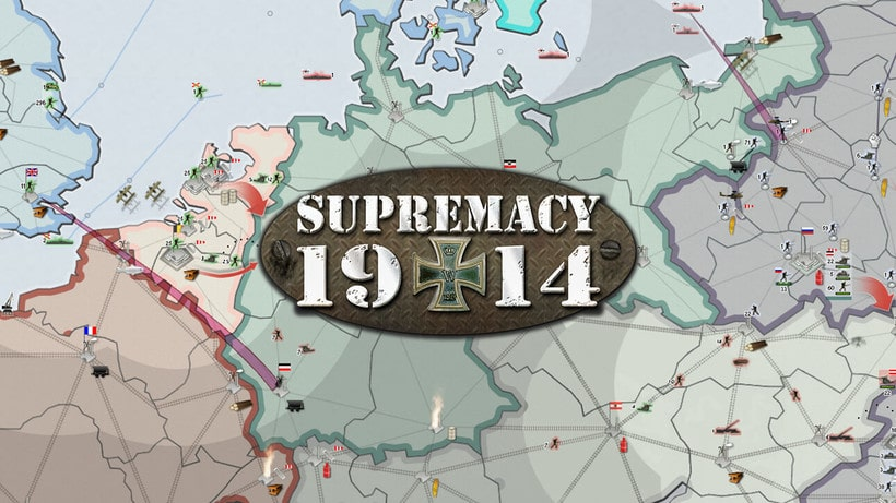 Odnowiony interfejs gry już niedługo w Supremacy 1914