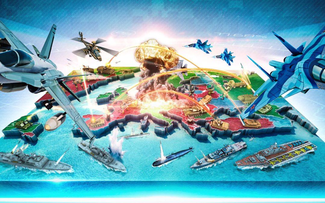 Conflict of Nations: World War III
