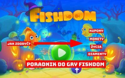 Fishdom: Poradnik do gry, życia, diamenty i kupony