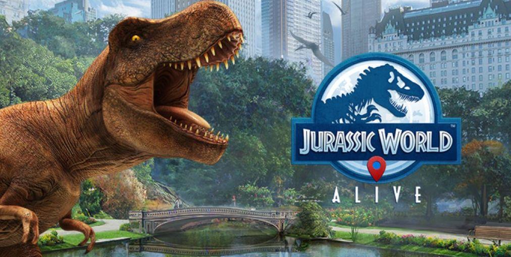 Jurassic World Alive: Poradnik do gry, ewolucja, lista hybryd, fuzja