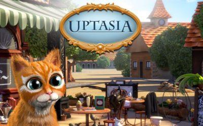 """Przeżyj nowy event obrazkowy """"Podróż dookoła świata"""" w Uptasia"""