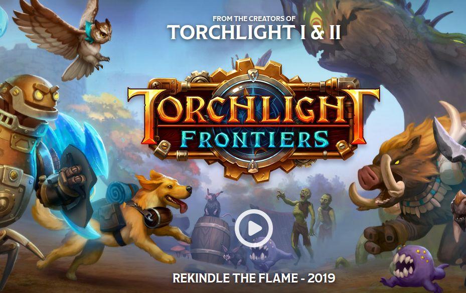 Torchlight Frontiers prezentuje Forged – pierwszą klasę postaci