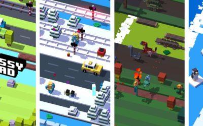 Crossy Road: Bohaterowie i ich właściwości – Przegląd postaci