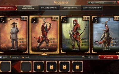 Czy i jakie jednostki warto ulepszać w Legends of Honor?