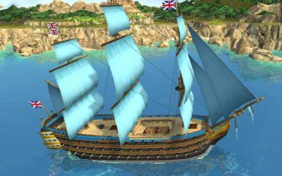 Admiral: Caribbean Empires – zamknięte testy jeszcze w tym miesiącu