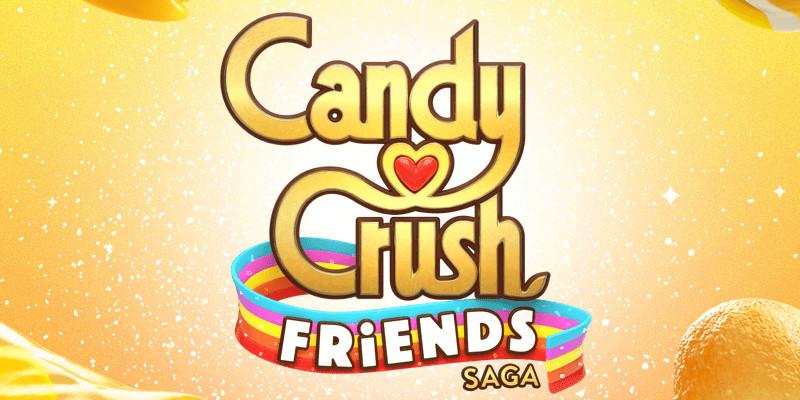 Poradnik do gry Candy Crush Friends Saga