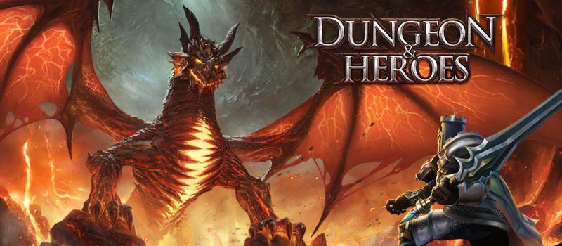 Dungeon & Heroes: Jak zdobyć legendarnych bohaterów?