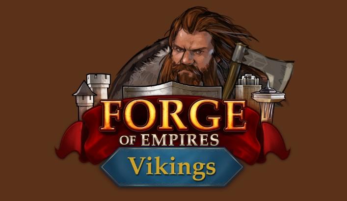 Osada Wikingów dostępna już w Forge of Empires