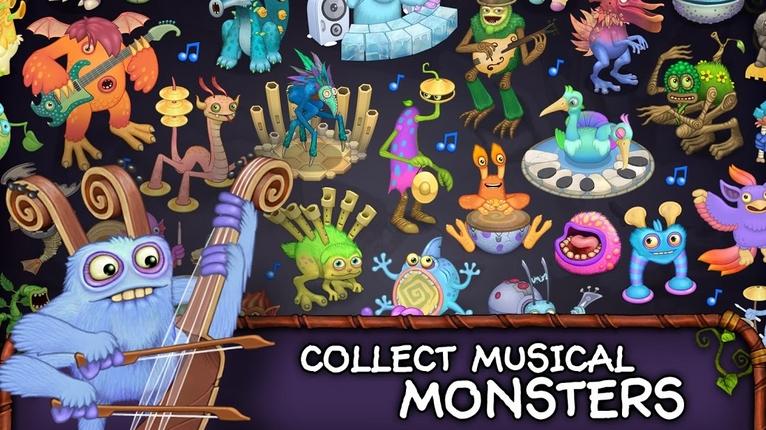 My Singing Monsters: Lista kombinacji, czyli jak łączyć potwory
