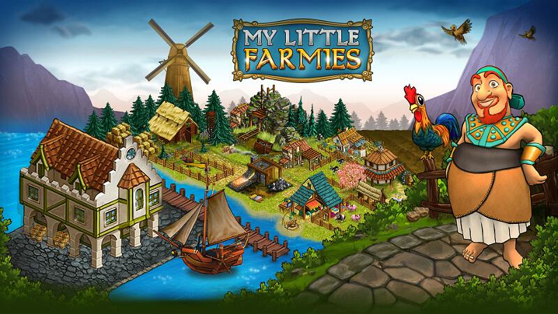 Jak zdobyć złoto i talary w My Little Farmies?