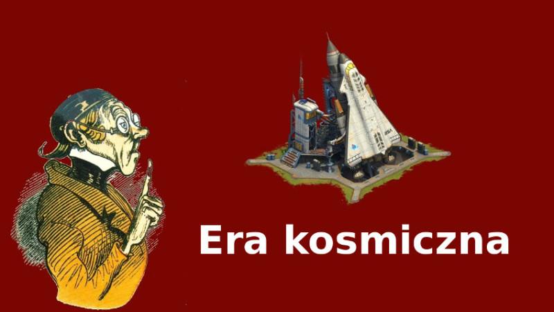 Era Kosmiczna w Forge of Empires i lądowanie na Marsie