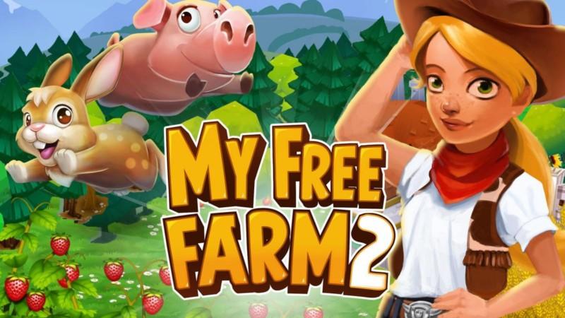 Poradnik do gry My Free Farm 2