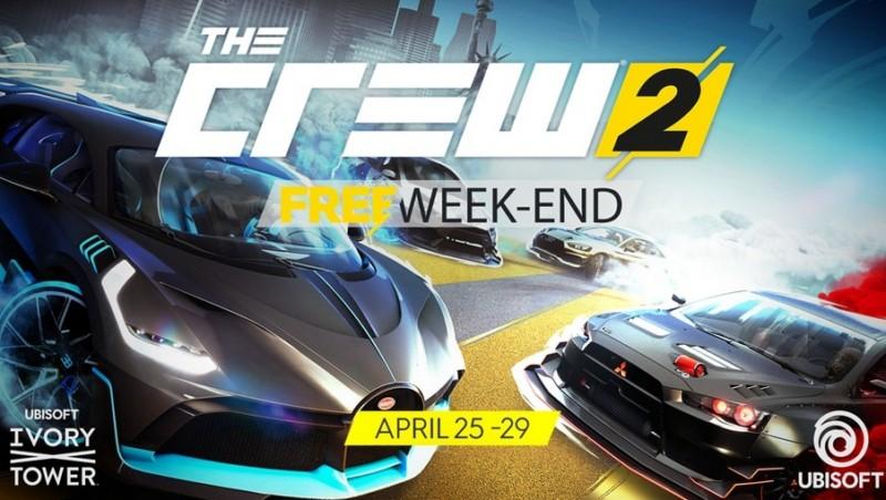The Crew 2 za darmo dla każdego maniakach szybkich samochodów