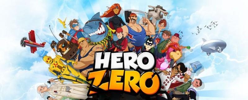 Tydzień Sci-Fi i set przedmiotów Antynerda w Hero Zero