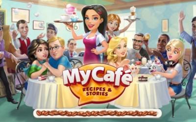 Zarządzanie kontem i przenoszenie gry w My Café: Recipes and Stories (Moja Kawiarnia)