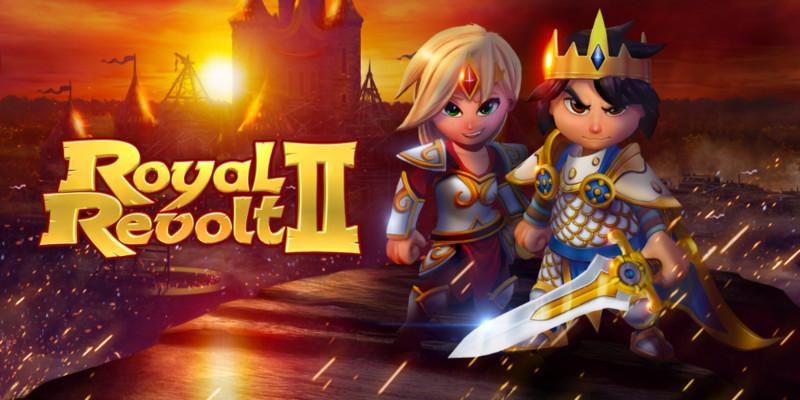 Zwoje w Royal Revolt 2