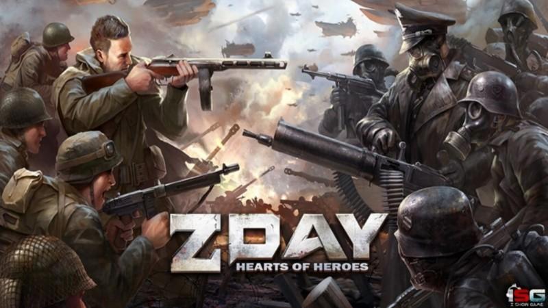 Kampania Sojuszy w Z Day: Hearts of Heroes
