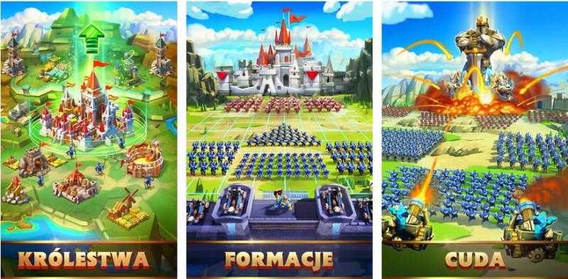 Lords Mobile: Poradnik do gry dla zaawansowanych i nie tylko