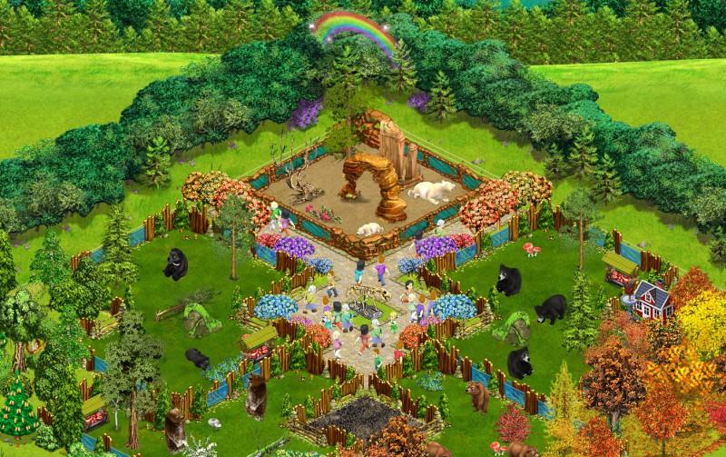 My Free Zoo: ZOO przyjaźni