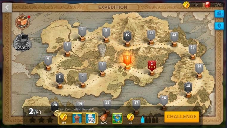 Rise of Kingdoms: Przewodnik po wyprawach